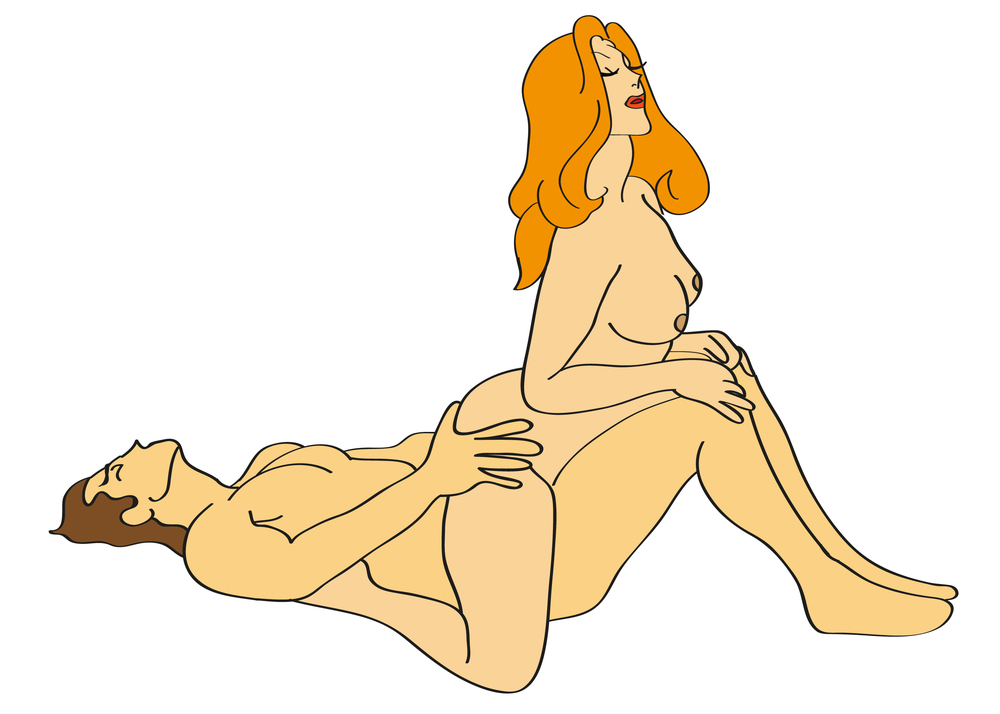 image Cock riding from both sides