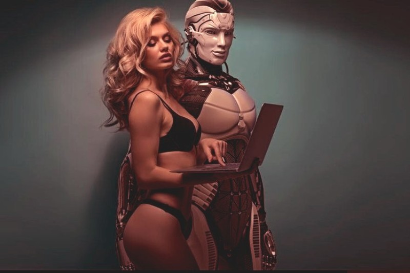sex tech technology robot sexbot VR