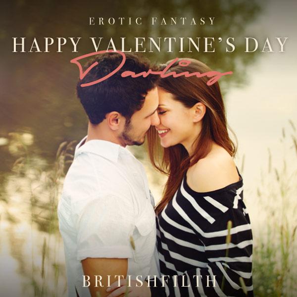 Happy Valentine's Day Darling
