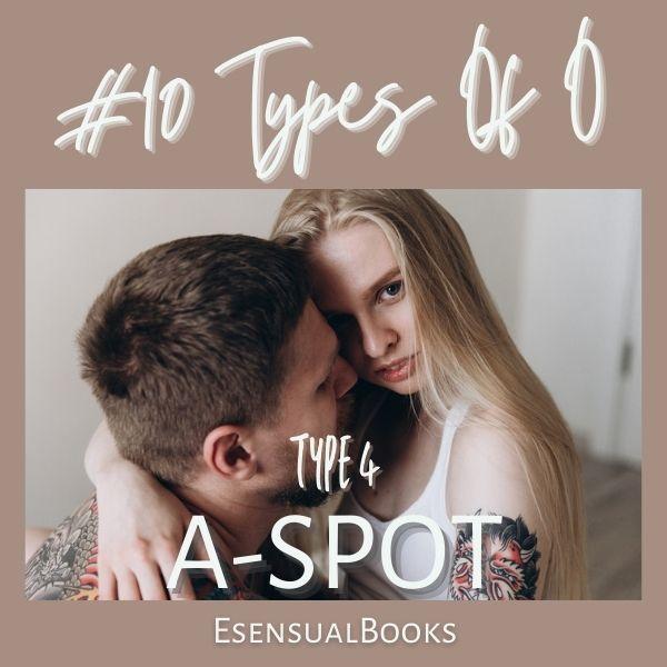 #10TypesOf_O: Type 4 - A-Spot
