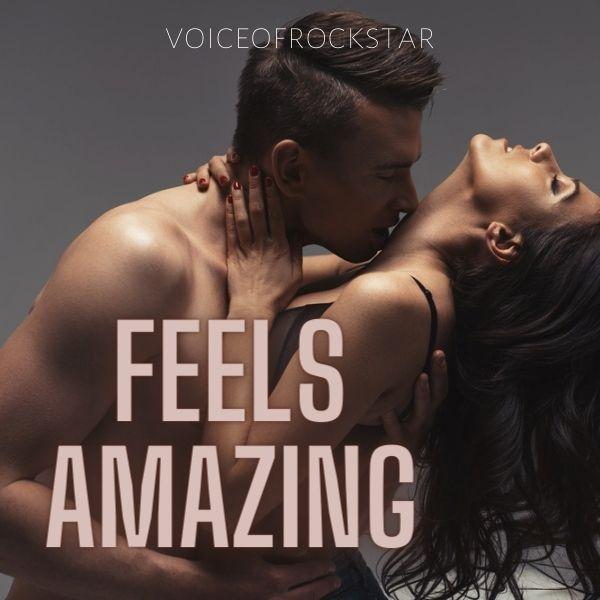 Feels amazing