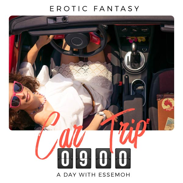A Day with Essemoh: 0900 - Car Trip