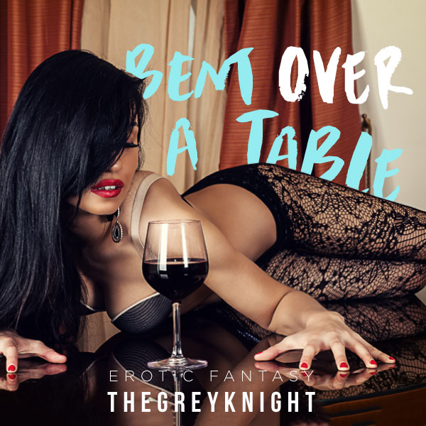 Bent Over a Table cover image