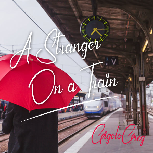 A Stranger on a Train cover image