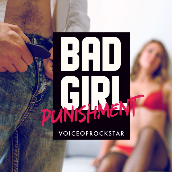 Bad Girl Punishment cover image