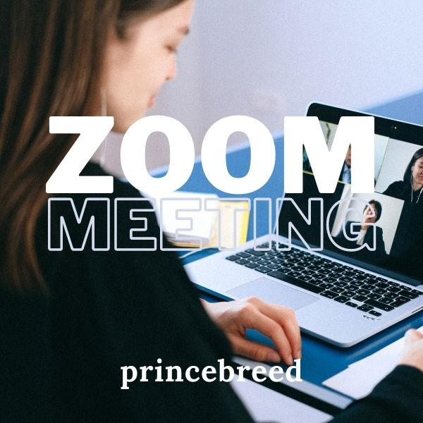 Zoom meeting cover image