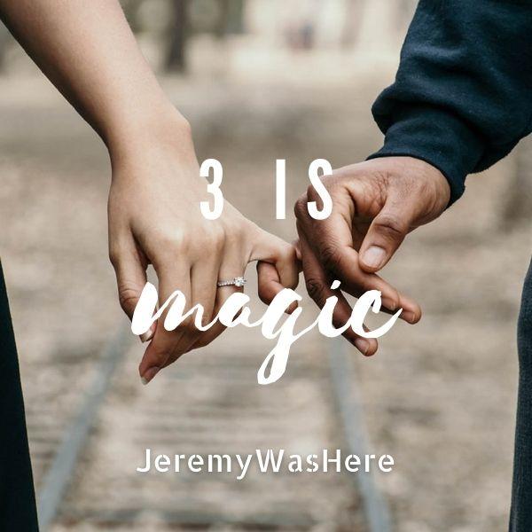 Three is Magic cover image