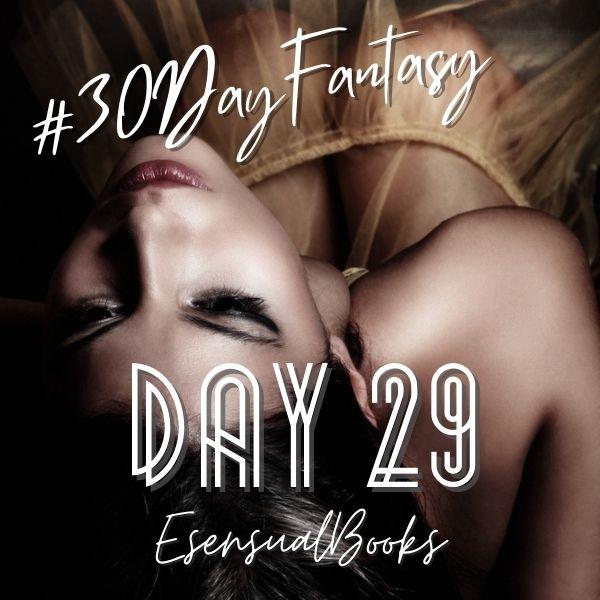 #30DayFantasy - Day 29 cover image