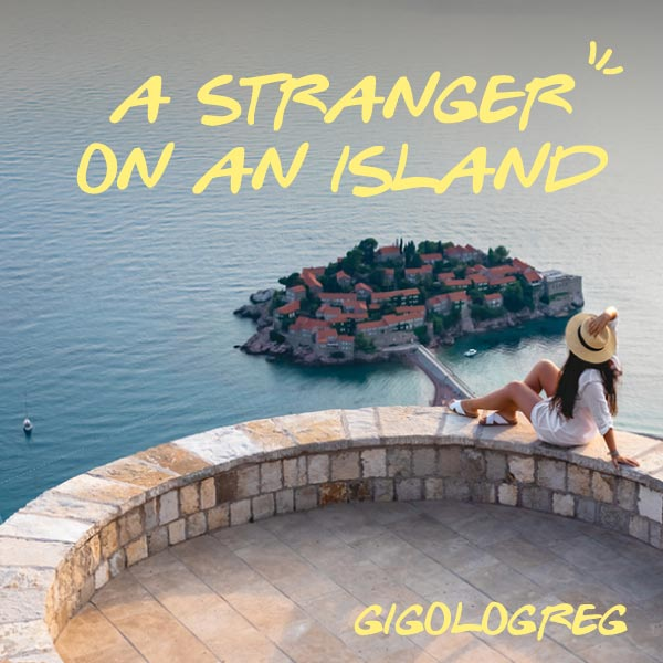 A Stranger on An Island cover image