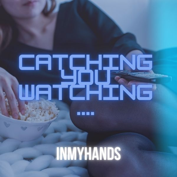 Catching you watching ... cover image