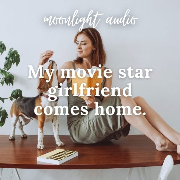 My Movie Star Girlfriend Comes Home cover image