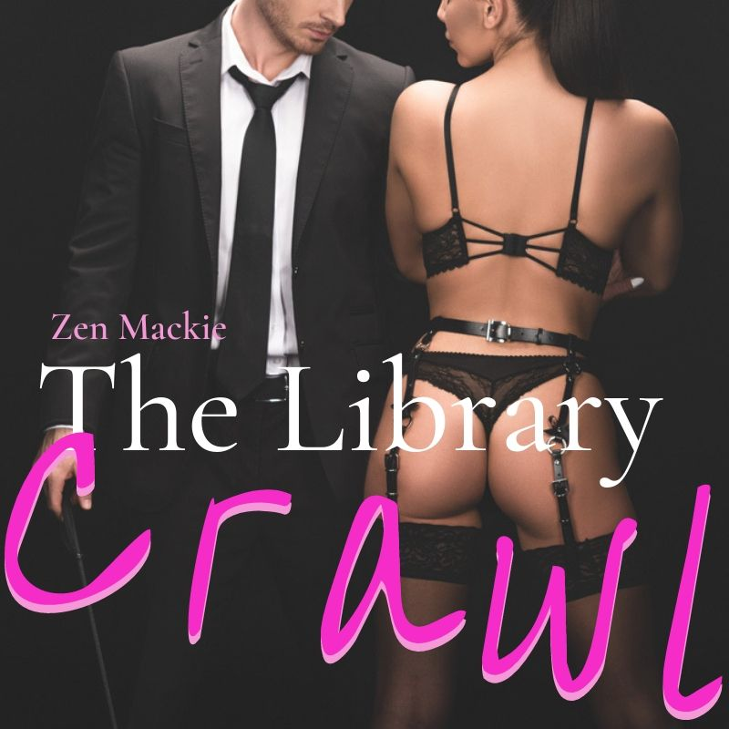 The Library Crawl cover image