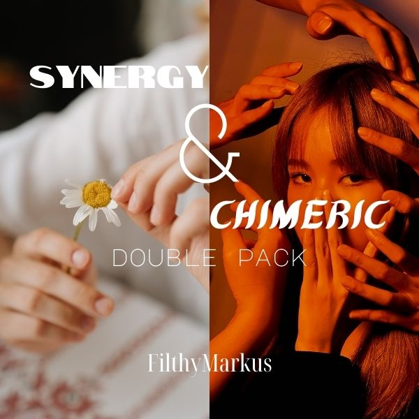 Synergy & Chimeric Double Pack cover image
