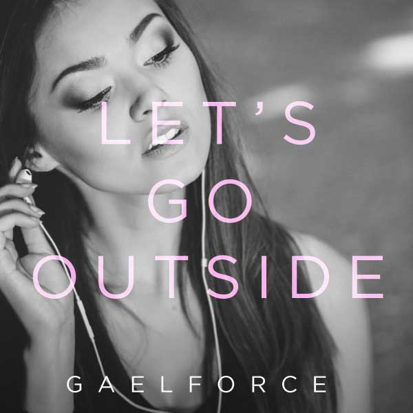 Let's Go Outside  cover image