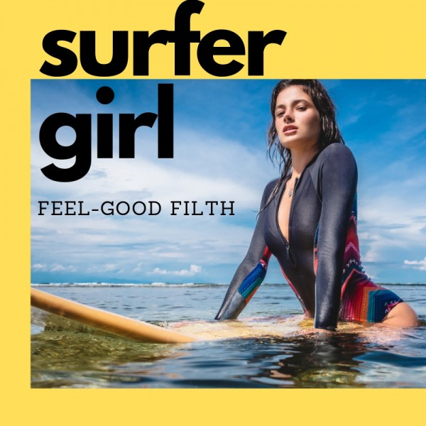 Surfer Girl cover image