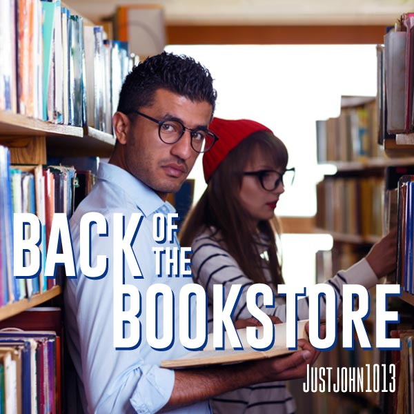 Back of the Bookstore cover image