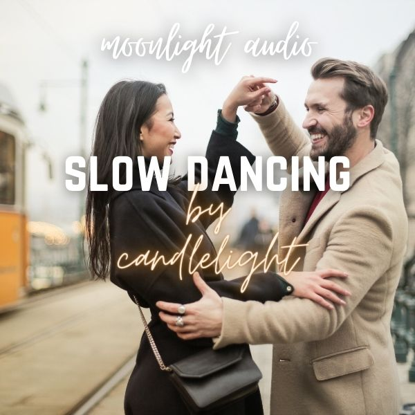 Slow Dancing by Candlelight cover image