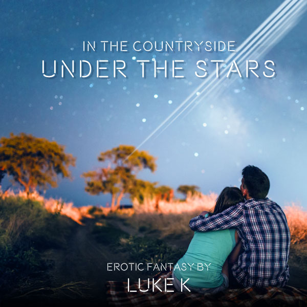 In the countryside under the stars cover image