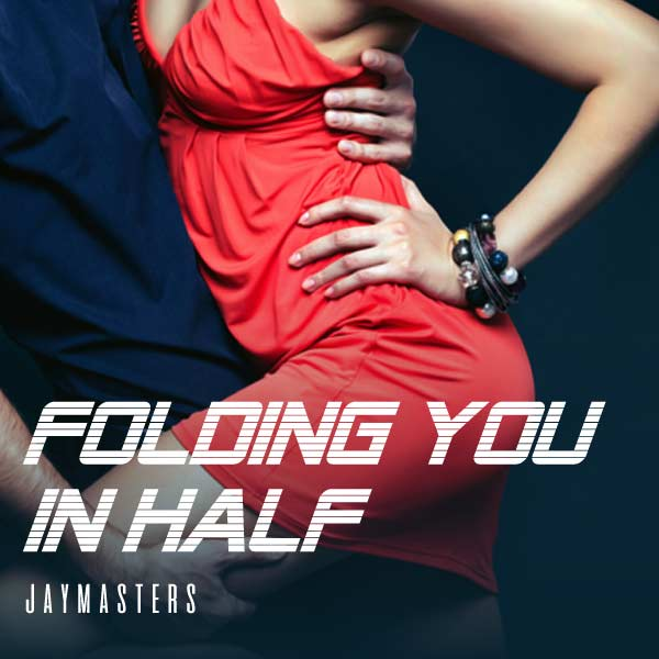 Folding You In Half cover image