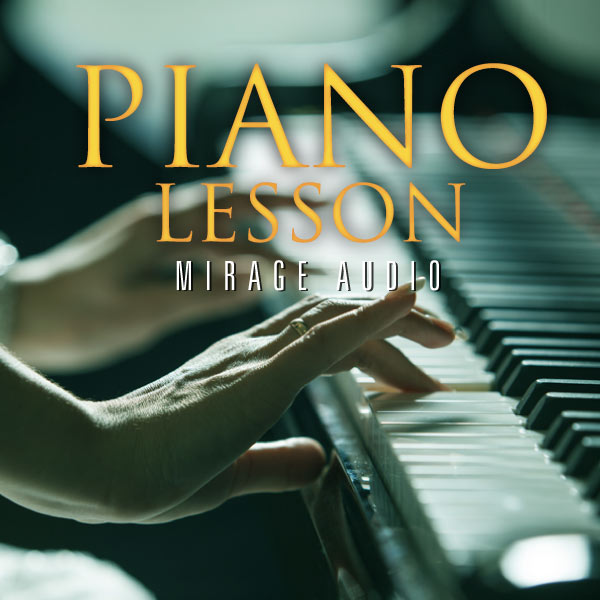 Piano Lesson cover image