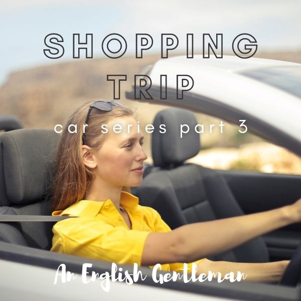 Shopping Trip Leads to Car Blow Job - Car Series Part 3 cover image