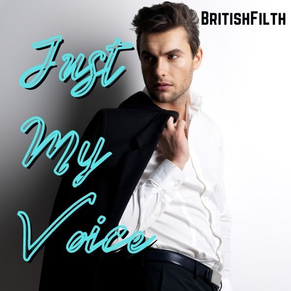 Just My Voice cover image