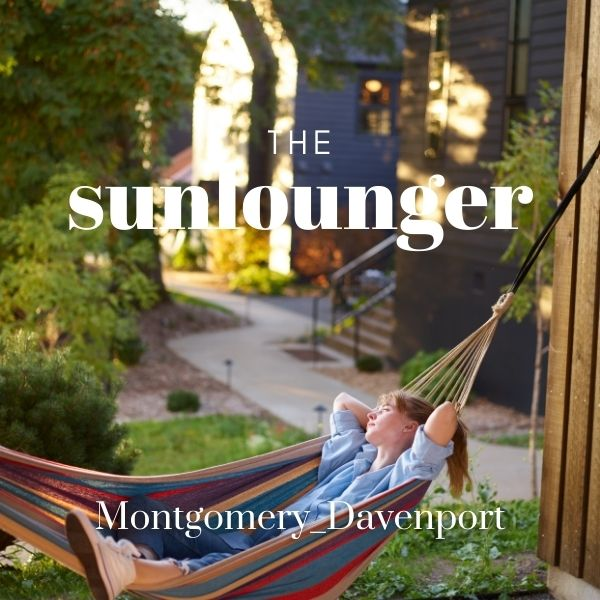 The sunlounger cover image