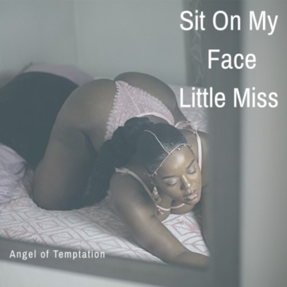 Sit On My Face Little Miss cover image