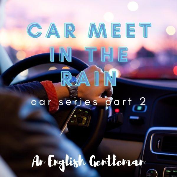 Car Meet in the Rain  - Car Series Part 2 cover image
