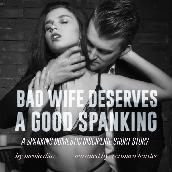 Bad Wife Deserves A Good Spanking cover image