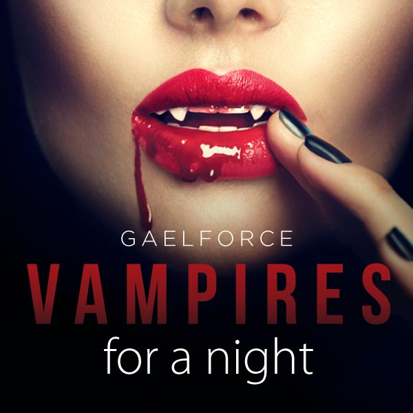 Vampires For A Night cover image