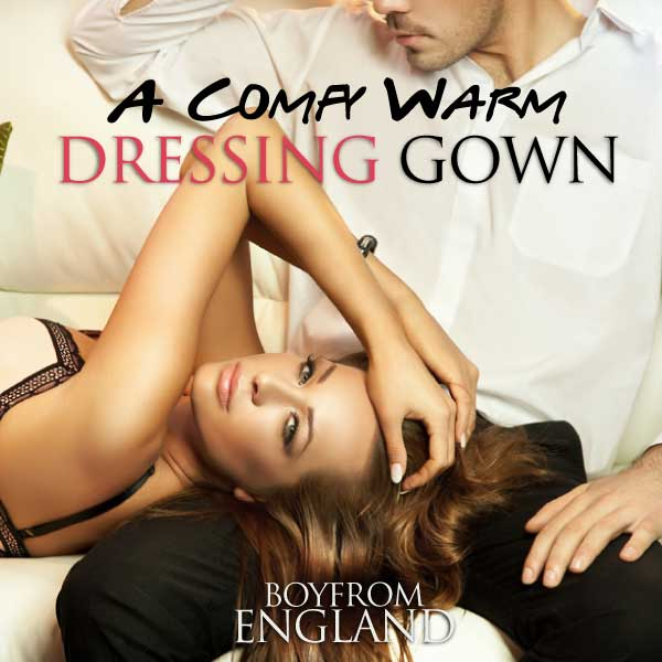 A Comfy Warm Dressing Gown cover image