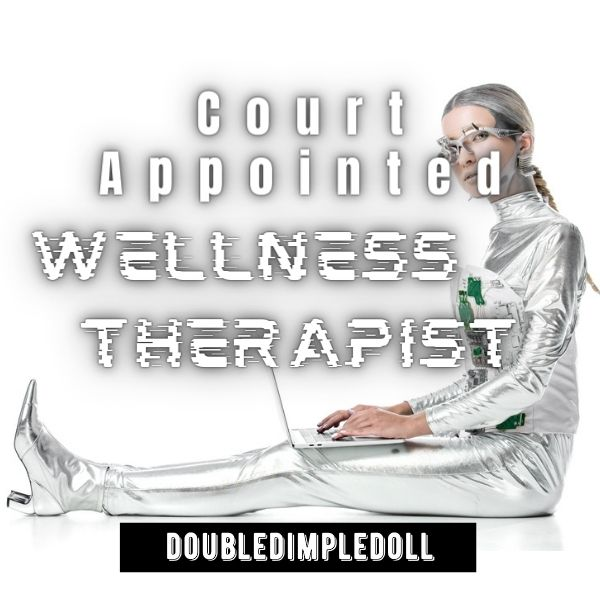 Court Appointed Wellness Therapist cover image