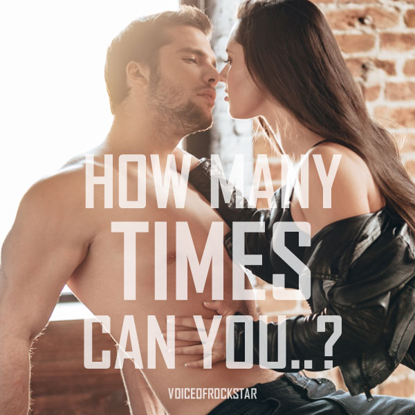 How Many Times Can You...? cover image
