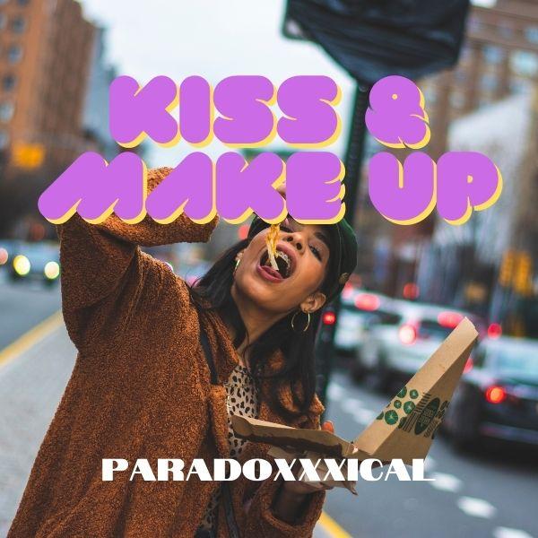 Kiss and Make Up cover image