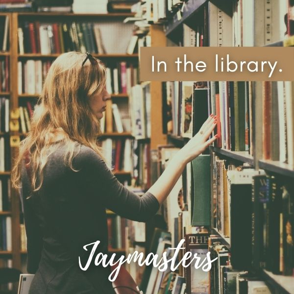 In The Library cover image