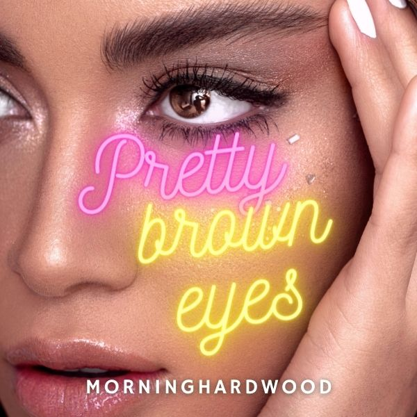 Pretty Brown Eyes cover image