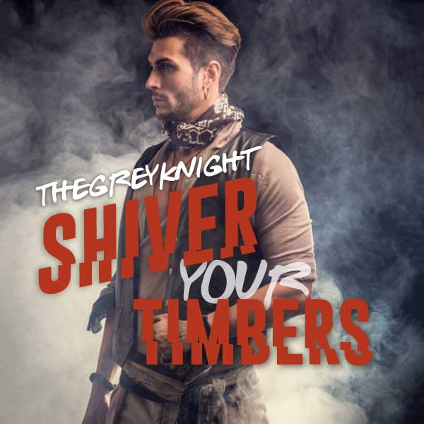 Shiver Your Timbers (Pirate) cover image