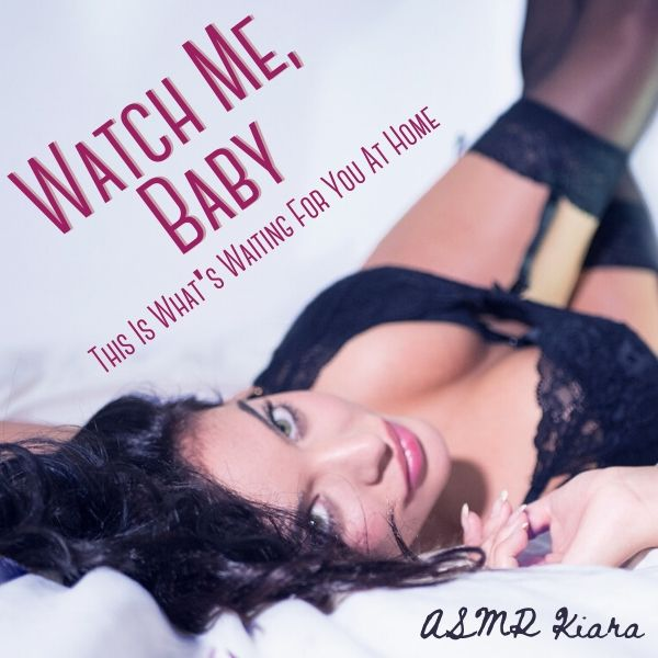 Watch Me Baby, This Is What's Waiting For You At Home cover image