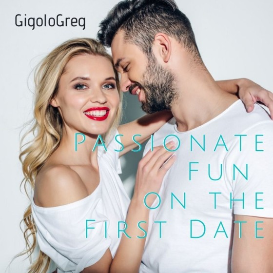 Passionate fun on the First Date cover image