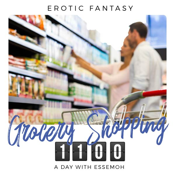 A Day with Essemoh: 1100 - Grocery Shopping cover image