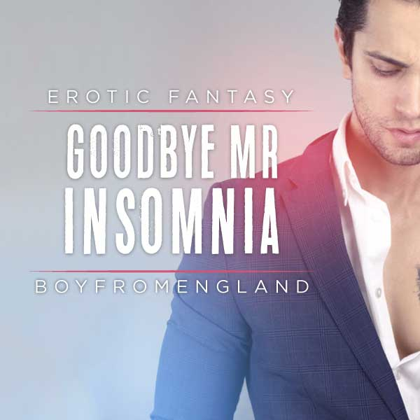 Goodbye Mr Insomnia cover image