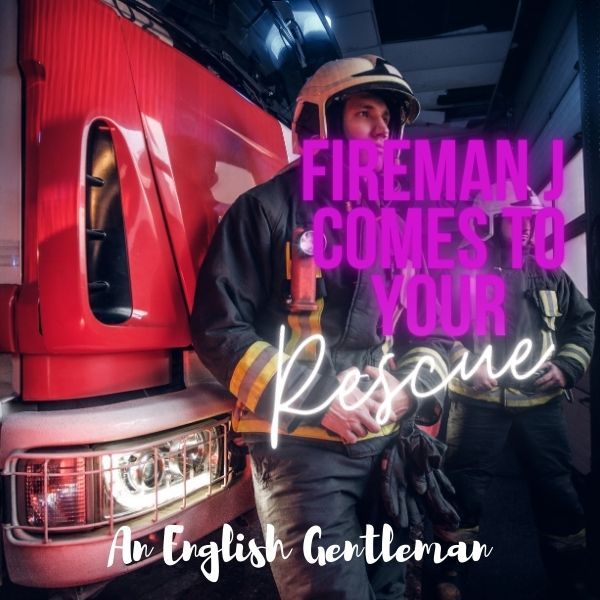 Fireman J Comes to your Rescue cover image