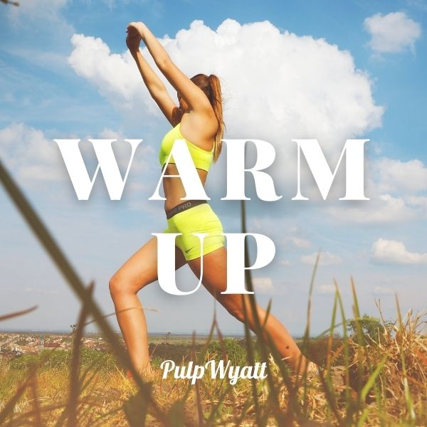Warm Up cover image