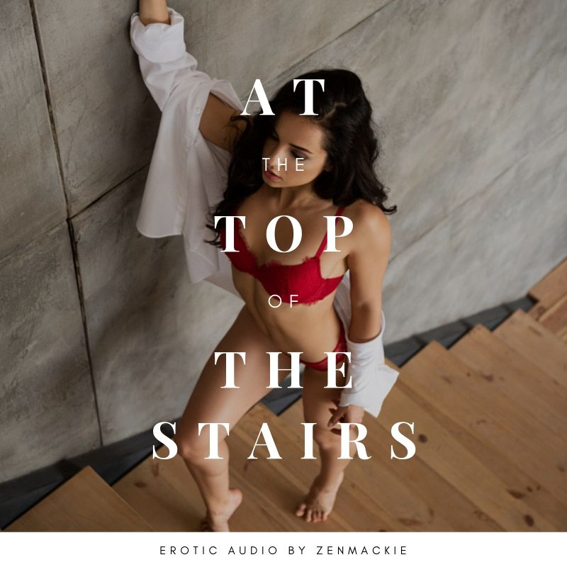 At the Top of the Stairs cover image