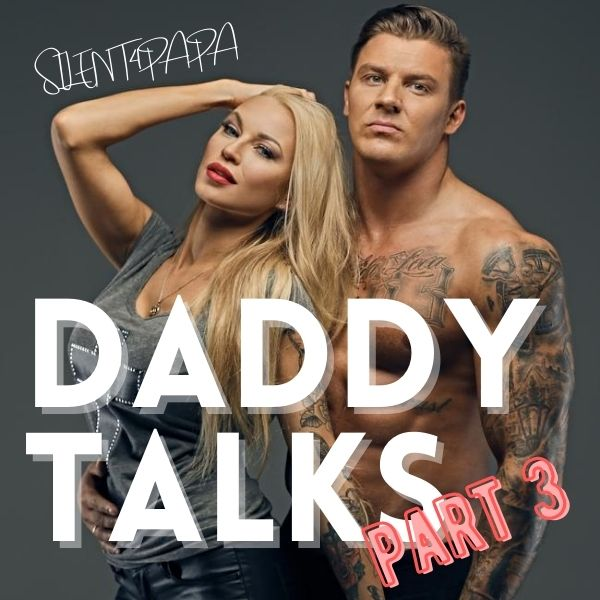 Daddy Talks part 3 cover image
