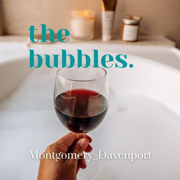 The bubbles cover image
